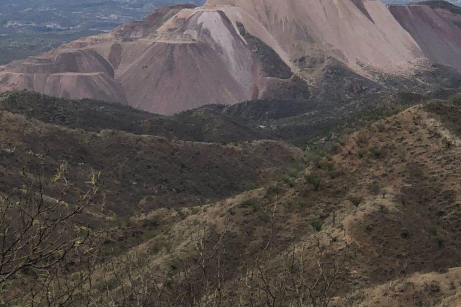 Adjacent Cerro Prieto dumps